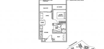 seng-kang-grand-residence-condo-layout