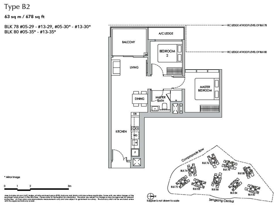 Sengkang Grand Residences Sengkang Grand Residences Floor Plans And Layouts Sengkang Central Singapore