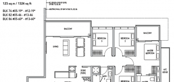 sengkang grand residences floor plans and layout