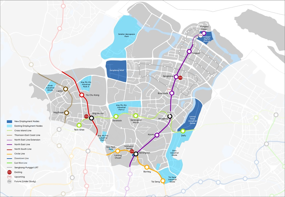 sengkang-grandresidences-transport-network-north-east-region-masterplan