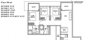 new buangkok condo floor plans for sengkang grand residences